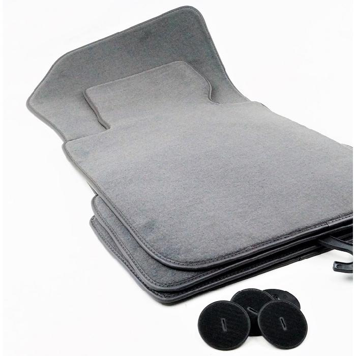tapis de sol bmw 3 s rie e90 e91 original fit premium velours gris. Black Bedroom Furniture Sets. Home Design Ideas